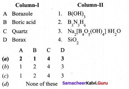 Tamil Nadu 12th Chemistry Model Question Paper 3 English Medium 1