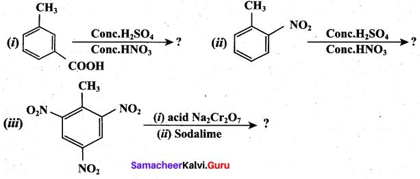 Tamil Nadu 12th Chemistry Model Question Paper 3 English Medium 18