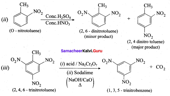 Tamil Nadu 12th Chemistry Model Question Paper 3 English Medium 20