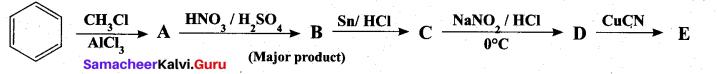 Tamil Nadu 12th Chemistry Model Question Paper 3 English Medium 32