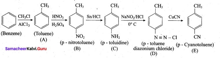 Tamil Nadu 12th Chemistry Model Question Paper 3 English Medium 33