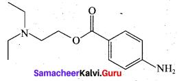 Tamil Nadu 12th Chemistry Model Question Paper 4 English Medium - 20