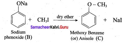 Tamil Nadu 12th Chemistry Model Question Paper 4 English Medium - 27