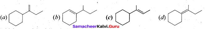 Tamil Nadu 12th Chemistry Model Question Paper 4 English Medium - 4