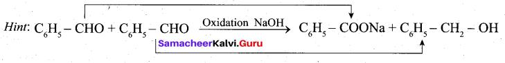 Tamil Nadu 12th Chemistry Model Question Paper 4 English Medium - 6
