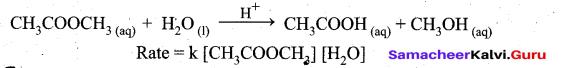 Tamil Nadu 12th Chemistry Model Question Paper 5 English Medium - 6