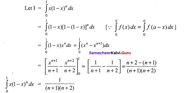 Tamil Nadu 12th Maths Model Question Paper 1 English Medium - 18