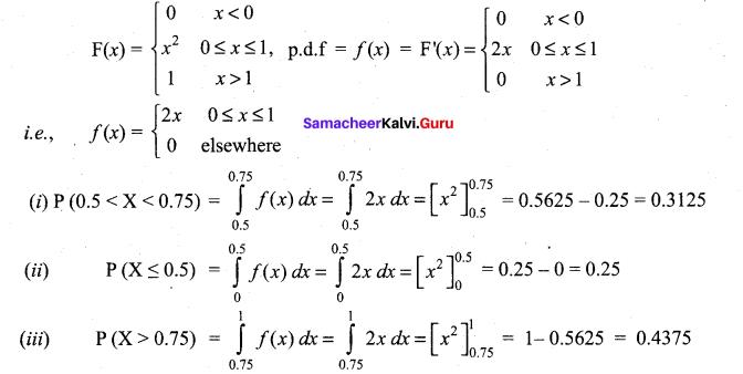 Tamil Nadu 12th Maths Model Question Paper 1 English Medium - 19