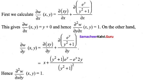 Tamil Nadu 12th Maths Model Question Paper 1 English Medium - 20