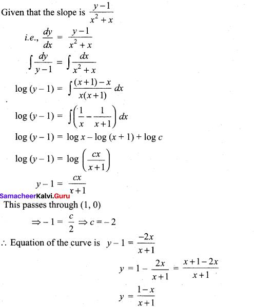 Tamil Nadu 12th Maths Model Question Paper 1 English Medium - 23