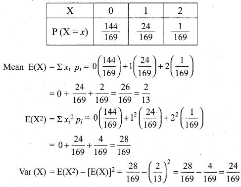 Tamil Nadu 12th Maths Model Question Paper 3 English Medium - 35