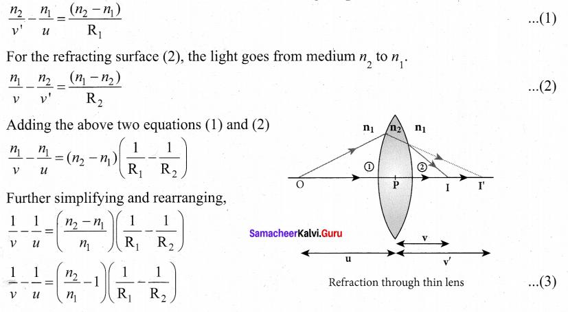 Tamil Nadu 12th Physics Model Question Paper 1 English Medium - 19