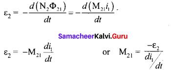 Tamil Nadu 12th Physics Model Question Paper 3 English Medium - 19