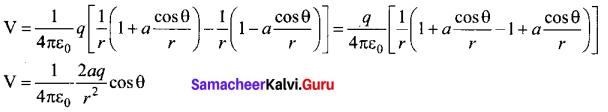 Tamil Nadu 12th Physics Model Question Paper 4 English Medium - 13