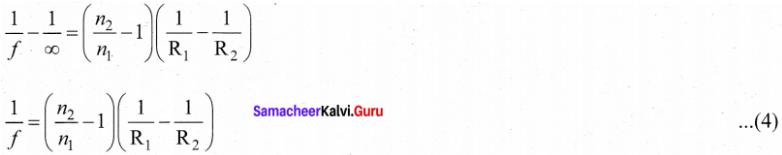Tamil Nadu 12th Physics Model Question Paper 5 English Medium - 27