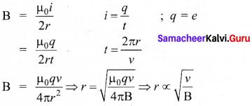 Tamil Nadu 12th Physics Model Question Paper 5 English Medium - 6
