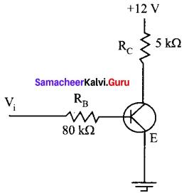 Tamil Nadu 12th Physics Model Question Paper 5 English Medium - 8