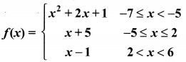 Samacheer Kalvi 10th Maths Chapter 1 Relations and Functions Additional Questions 5