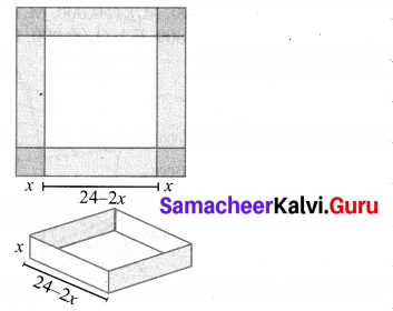 10th Standard Maths Exercise 1.3 Samacheer Kalvi Chapter 1 Relations and Functions