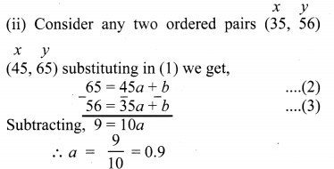 10th New Syllabus Maths | Exercise 1.3 Samacheer Kalvi Chapter 1 Relations and Functions