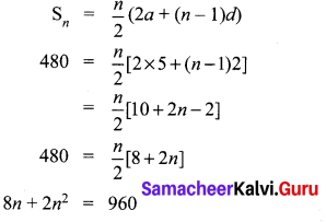 2.6 Maths Class 10 Samacheer Kalvi Chapter 2 Numbers and Sequences