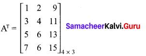Exercise 3.19 Samacheer Kalvi 10th