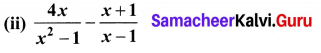10th Maths Exercise 3.6 In Tamil Samacheer Kalvi