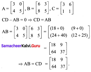 Samacheer Kalvi 10th Maths Chapter 3 Algebra Unit Exercise 3 27