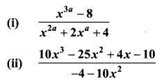 Samacheer Kalvi 10th Maths Solution Chapter 3 Algebra Unit Exercise 3