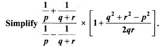 10th Maths Samacheer Chapter 3 Algebra Unit Exercise 3