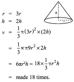 Samacheer Kalvi 10th Maths Chapter 7 Mensuration Ex 7.5 60