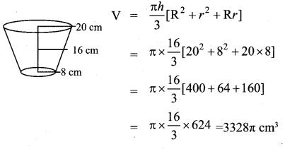 Samacheer Kalvi 10th Maths Chapter 7 Mensuration Ex 7.5 9