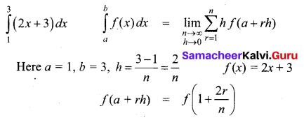Samacheer Kalvi 12th Business Maths Solutions Chapter 2 Integral Calculus I Ex 2.11 Q3