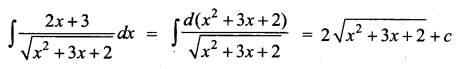 Samacheer Kalvi 12th Business Maths Solutions Chapter 2 Integral Calculus I Ex 2.12 Q13.1