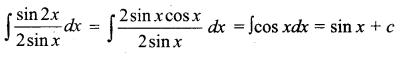 Samacheer Kalvi 12th Business Maths Solutions Chapter 2 Integral Calculus I Ex 2.12 Q3