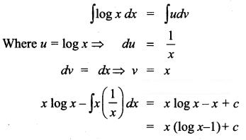 Samacheer Kalvi 12th Business Maths Solutions Chapter 2 Integral Calculus I Ex 2.5 Q3