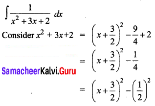 Samacheer Kalvi 12th Business Maths Solutions Chapter 2 Integral Calculus I Ex 2.7 Q5