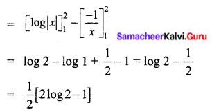 Samacheer Kalvi 12th Business Maths Solutions Chapter 2 Integral Calculus I Ex 2.8 I Q9.1