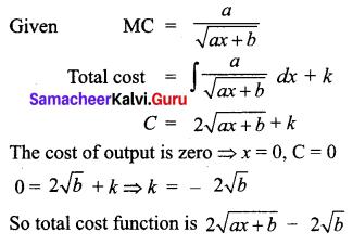 Samacheer Kalvi 12th Business Maths Solutions Chapter 3 Integral Calculus II Ex 3.2 Q8