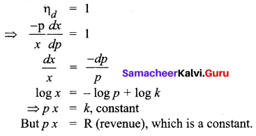 Samacheer Kalvi 12th Business Maths Solutions Chapter 3 Integral Calculus II Ex 3.4 Q11