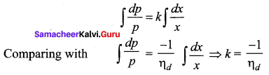 Samacheer Kalvi 12th Business Maths Solutions Chapter 3 Integral Calculus II Ex 3.4 Q22