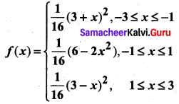 Samacheer Kalvi 12th Business Maths Solutions Chapter 6 Random Variable and Mathematical Expectation Ex 6.1 15