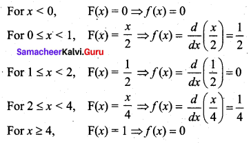 Samacheer Kalvi 12th Business Maths Solutions Chapter 6 Random Variable and Mathematical Expectation Ex 6.1 24