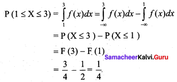 Samacheer Kalvi 12th Business Maths Solutions Chapter 6 Random Variable and Mathematical Expectation Ex 6.1 27