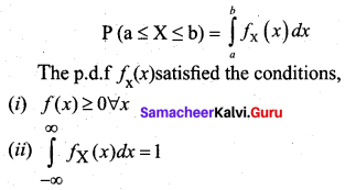 Samacheer Kalvi 12th Business Maths Solutions Chapter 6 Random Variable and Mathematical Expectation Ex 6.1 31