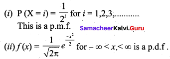 Samacheer Kalvi 12th Business Maths Solutions Chapter 6 Random Variable and Mathematical Expectation Ex 6.1 32
