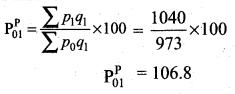 Samacheer Kalvi 12th Business Maths Solutions Chapter 9 Applied Statistics Ex 9.2 19