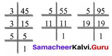 6th Maths Term 2 Exercise 1.2 Samacheer Kalvi