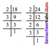 6th Maths Guide Term 2 Samacheer Kalvi