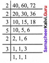 Samacheer Kalvi 6th Maths Book Term 2